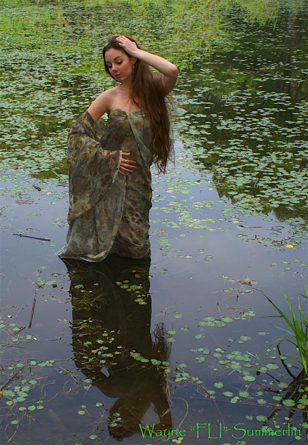 May 14, 2007 Wayne Fli Summerlin The female Narcissus