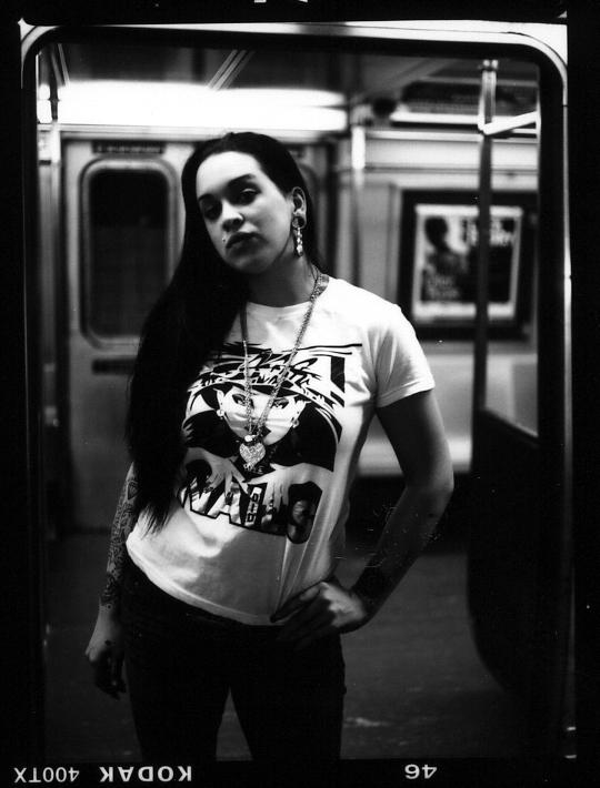 Manhattan May 16, 2007 www.EmmanuelleTricoire.com Subway Life
