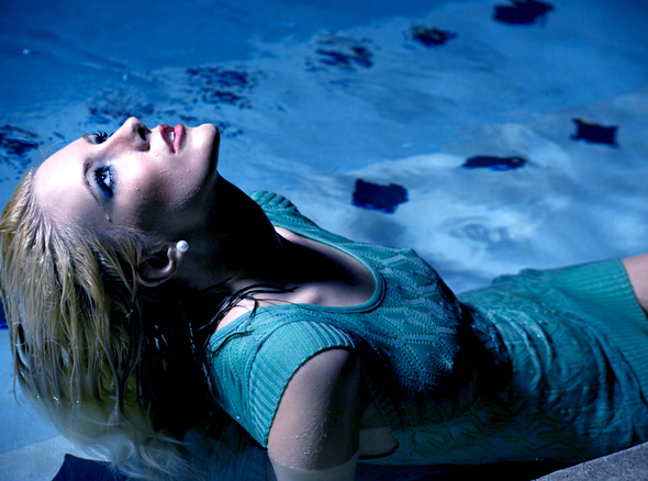 Dallas, TX May 17, 2007 Hair/Styling/MUA by Me Tranquil feel, cold water