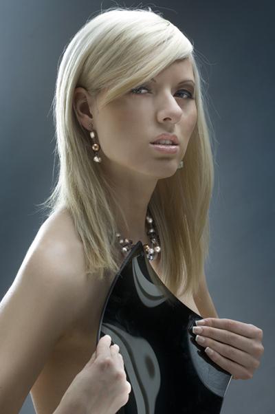 Female model photo shoot of Anouck by 2Mark Cooper2
