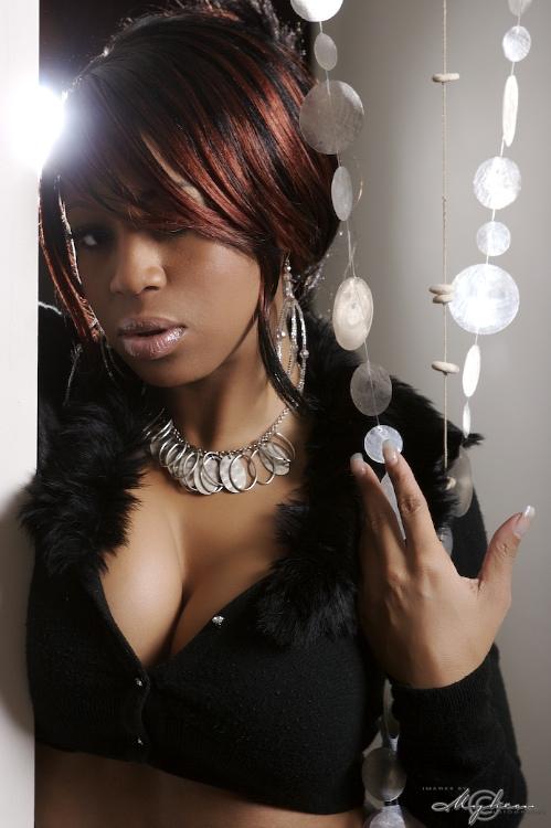 Atlanta May 19, 2007 Mykeon Smith New Beauty Shot