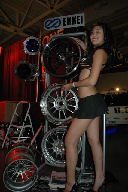 Male model photo shoot of DfwccOutPerformanceShop in Hot Import Nights