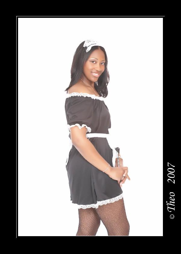 Female model photo shoot of Tamika Freeman in Atlanta