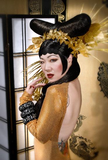 Santoni Studios May 22, 2007 2007 Dan Santoni Margaret Cho:  Homage to Anna May Wong
