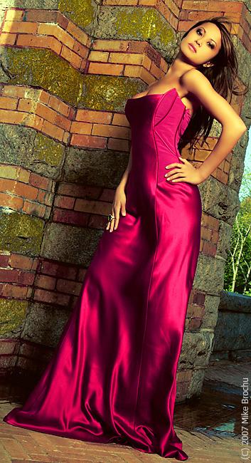 Female model photo shoot of Danielle Federico in Searles Castle