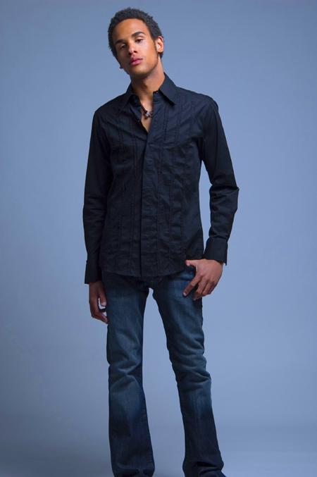 Male model photo shoot of Mark Averett
