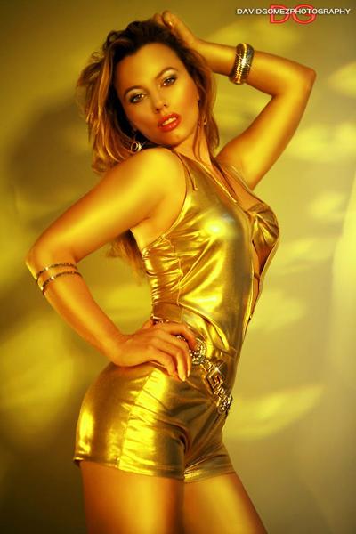 May 27, 2007 D. Gomez golden girl...