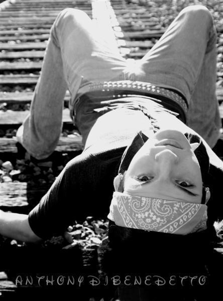 Greenville SC May 28, 2007 Brandon Hilton/Anthony Dibenedetto Train Track Shot