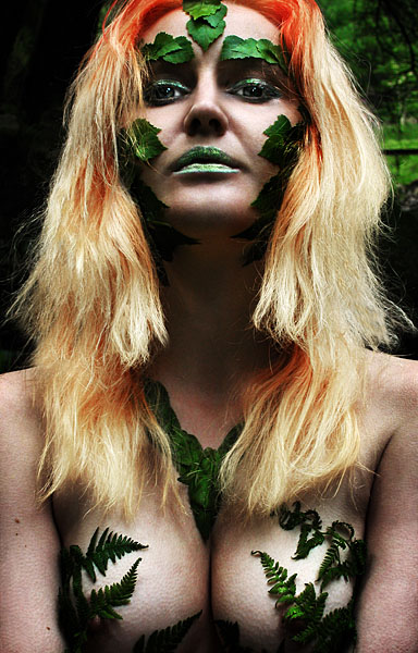 Female model photo shoot of Toxic Pixie by Michael Wilce