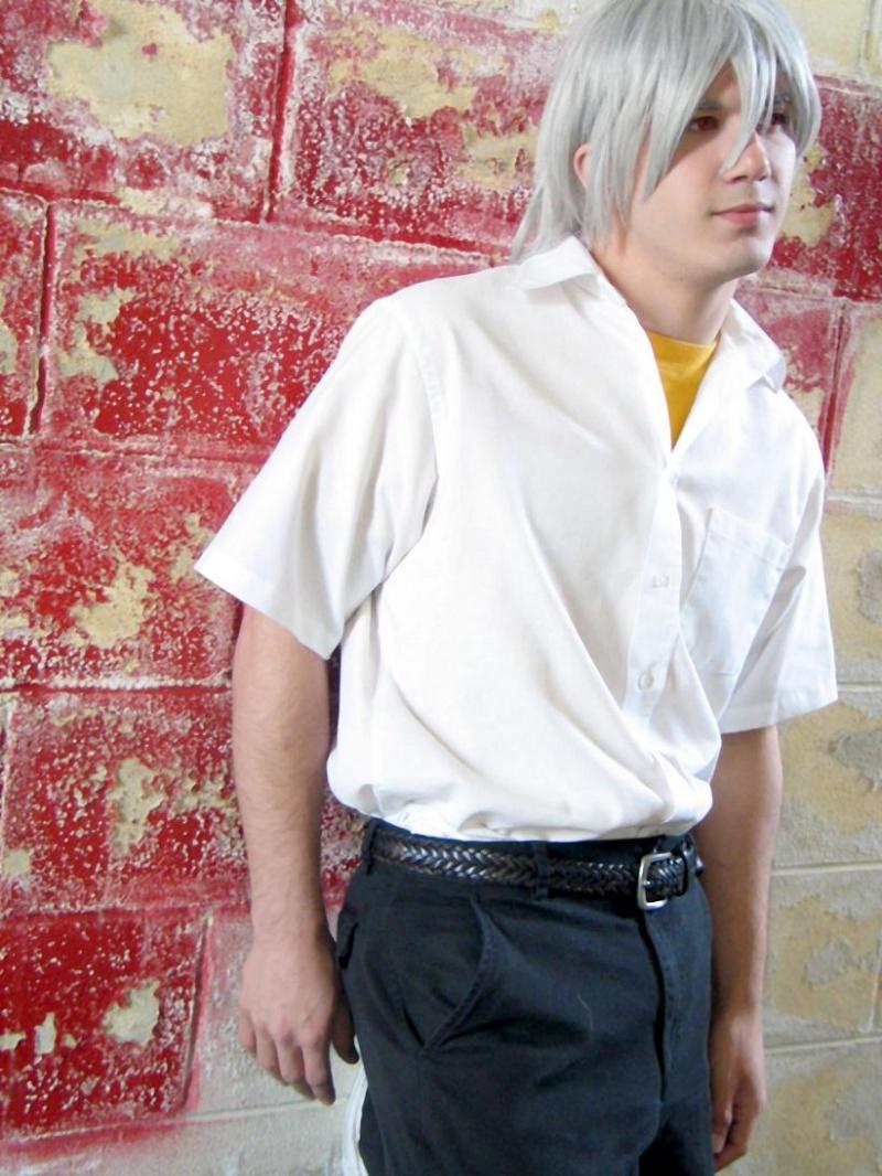 Collingwood Art Center May 29, 2007 Kaworu Nagisa -Neon Genesis Evangelion