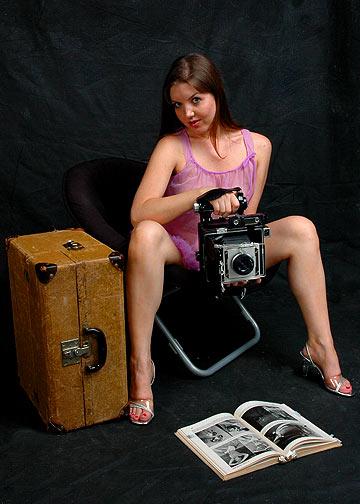 Mission Road Studios May 31, 2007 LLP 2007 / Melissa Kaye Studying Photography