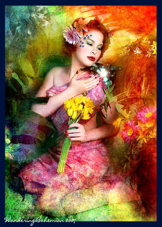 Phila. Jun 01, 2007 Ivy D. / Wandering Bohemian Flora