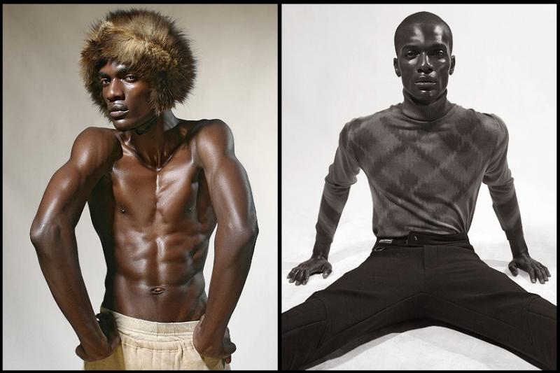 Brooklyn Itaysha Js Studio Jun 03, 2007 Model: Hakim  Styling: Dante Blandshaw