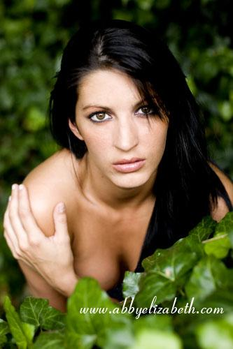 Female model photo shoot of Poca  by Abby Elizabeth Photo
