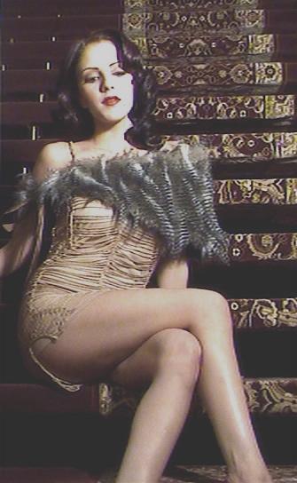 Female model photo shoot of Genre Inc, hair styled by Gen Inc