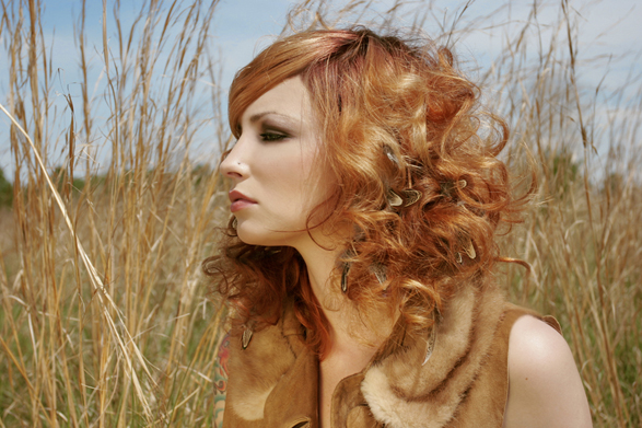 Jun 09, 2007 Model: sommer ata, Hair: Chris Desanty