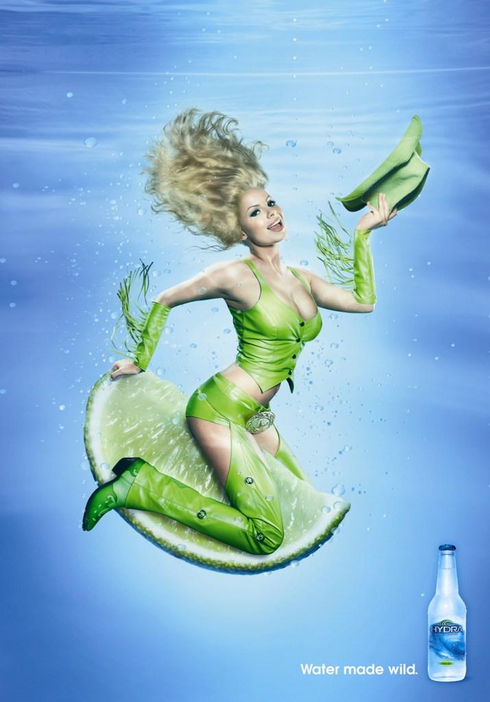 Jun 11, 2007 Hydra Vodka - Photographer: Michael Graf Hydra Vodka Ad Campaign - Tailor James