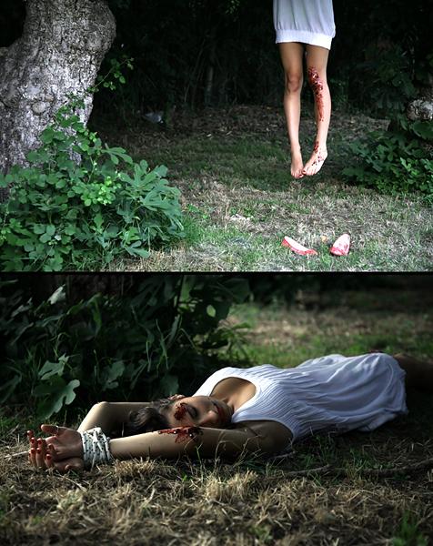 thessaloniki greece Jun 11, 2007 zisis(c)photography serial killer:victim01