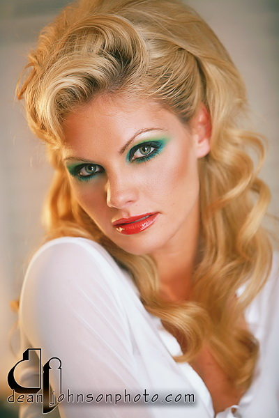 HTL 07 Jun 11, 2007 Dean Johnson Make-up/Styling by Kate Carroll