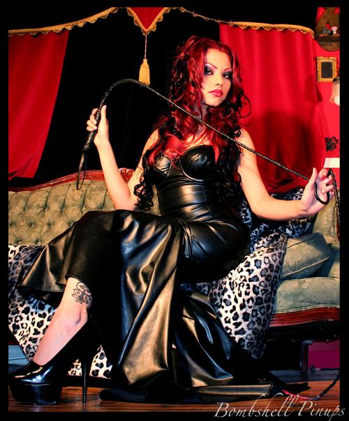 Jun 13, 2007 Model : Mayte               hair/mua/photo:Bombshell Pinups