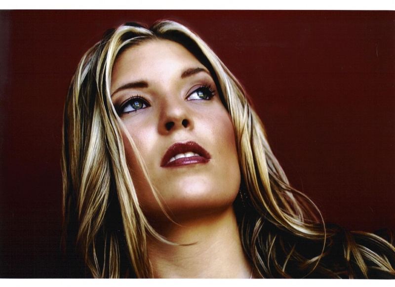Female model photo shoot of Candra Bradley