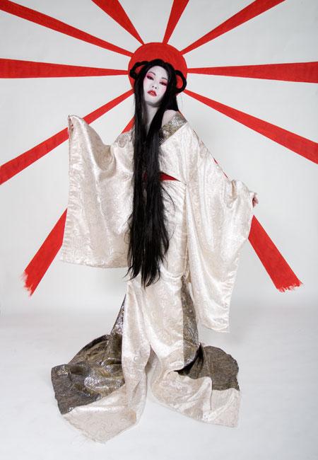 studio Jun 15, 2007 cyril helnwein amaterasu - japanese folklore