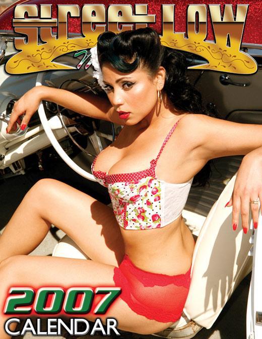 Jun 16, 2007 Street Low Calendar 2007 / Cover and  MissJanuary