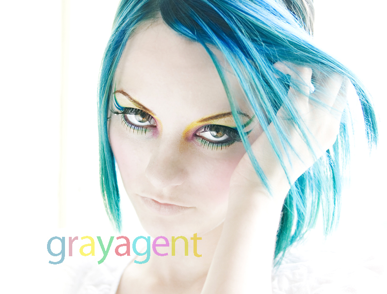 Female model photo shoot of Auryn by grayagent in Houston, makeup by K E O