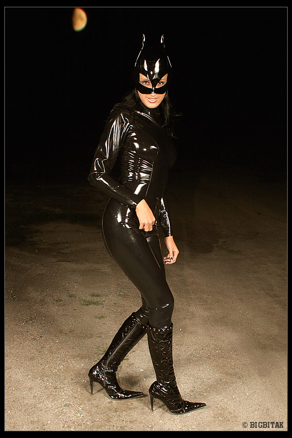 Jun 17, 2007 Bigbitak (www.shinymodels.com) Catwoman with Moon