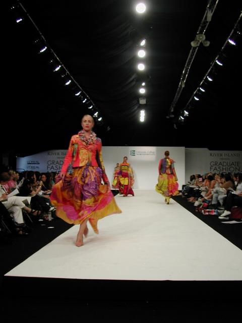 Gradutate Fashion Week Jun 18, 2007