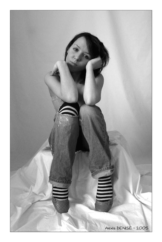 Male model photo shoot of petit-pot-de-yaourt
