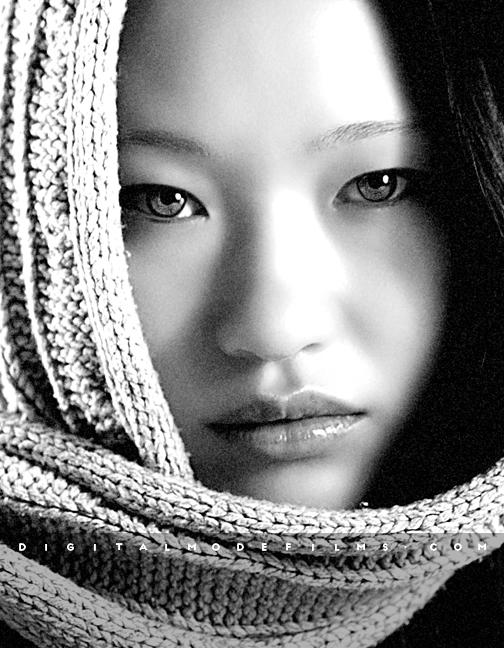 Female model photo shoot of clan by DigitalmodeFilms