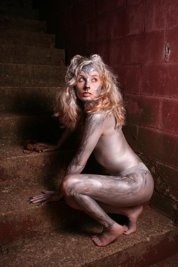 Jun 19, 2007 Renaissance Woman Photography Werewolf Body Paint Shoot