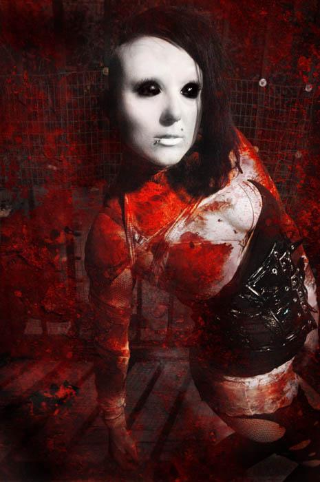 (Mayhem#105579)  http://www.myspace.com/darqueeyes2 Jun 22, 2007 RayneXiaphiam by darque eyes studioes Promo pic for my band Dawn OF Ashes