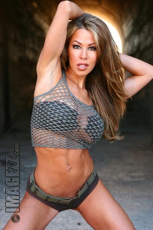 LAS VEGAS Jun 24, 2007 www.IMAGEZZ.com Lisa MacKay (NV) American Curves/Playboy Cover Model