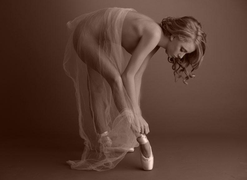 The Dungeon Jun 25, 2007 Sally Kempton Ballerina