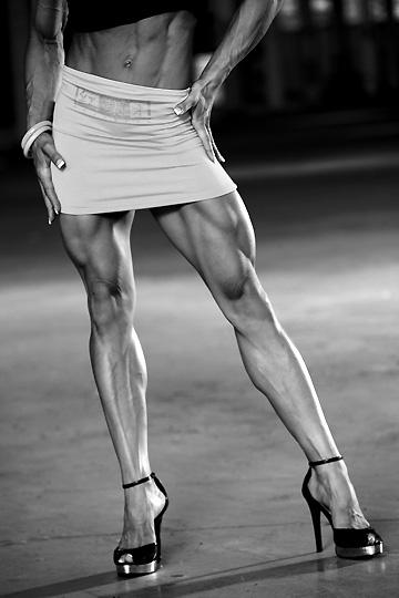 Jun 26, 2007 Serious curves Training/Bernard Clark Photography Pillars Of Strength