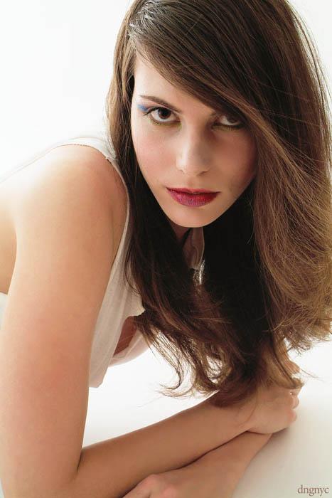 NYC 6-2007 Jun 27, 2007 dgynyc MUA, Hair & Style Tesssa. Model - Louise. Photo by dngnyc