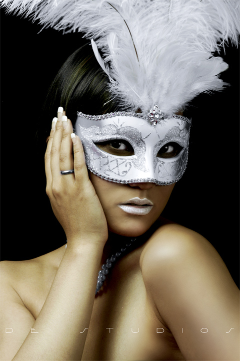 Las Vegas, NV Jun 28, 2007 DE Studios Girl Behind the Mask