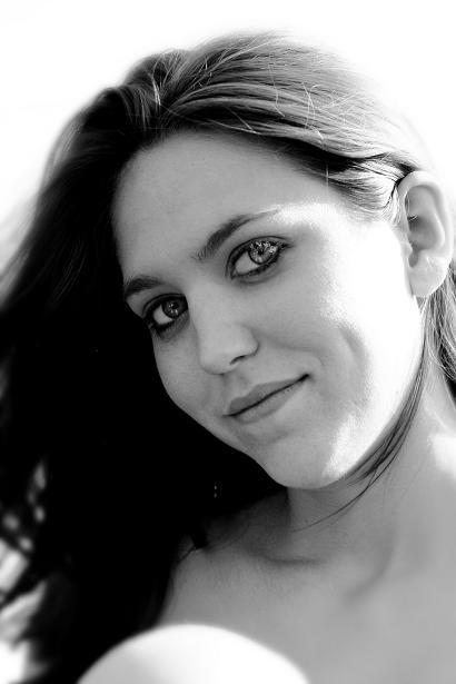 Female model photo shoot of Tiffiny by Aberration Photo