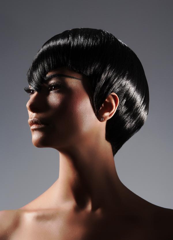 Studio 1 NYC     Hair-Hadiiya Barbel   MUA-Miyako Jun 30, 2007 (c) Eric Von Lockhart