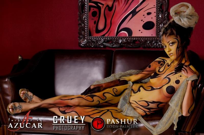 Alluring Faces Studio ..Mua ..Lisa lee Jun 30, 2007 Josh Cruey   Where      Fashion meets Art...