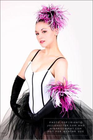 Seattle Jul 01, 2007 Nina Ruchirat Ballerina - Nov 2005