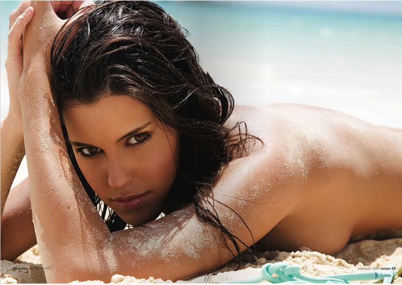 Jul 01, 2007 Ocean Magazine Editorial, Pht: Dominic Petruzzi, Model: Danielle, Stylist: Kenny Hazelwood, H/Mup: ME!