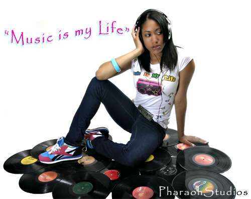 PharaohStudios Jul 02, 2007 music is my life