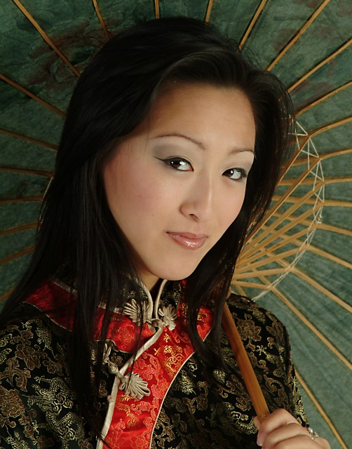 R.A. Studio Jul 02, 2007 F.G.Worton Asian Girl