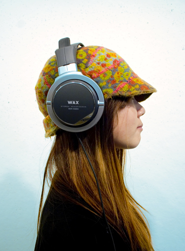 Jul 06, 2007 Okutake 2007 Headphones Wax Magazine Cover