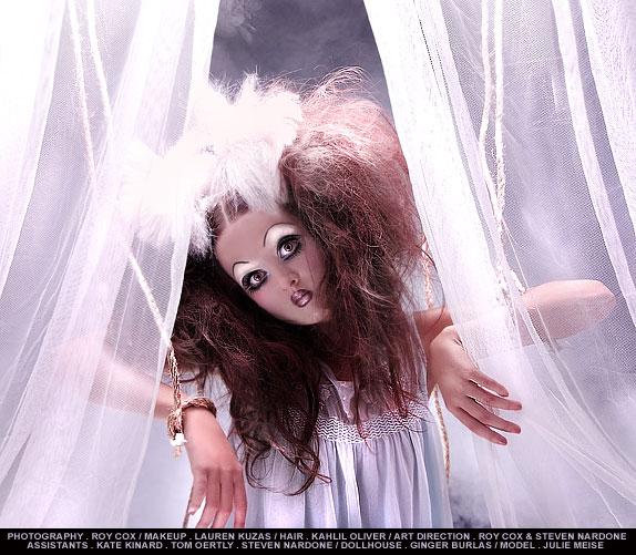 Female model photo shoot of L Kuzas