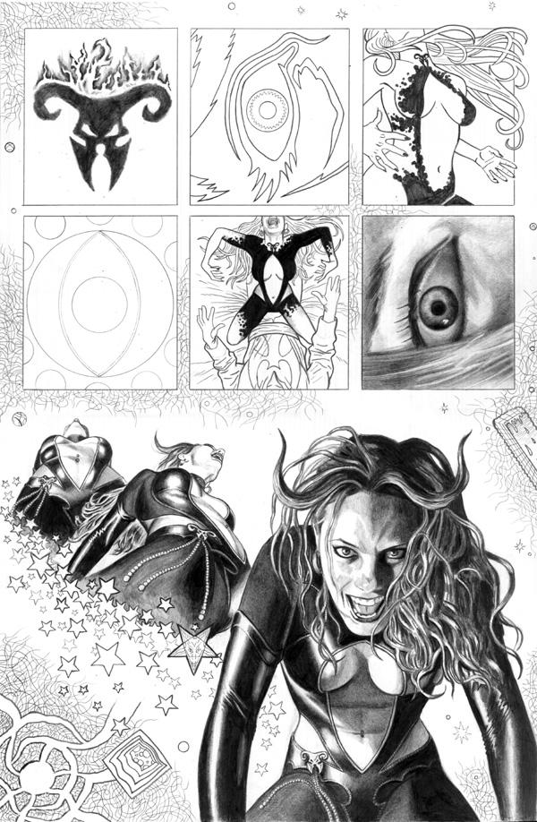 Jul 09, 2007 Scorpio Steele, 2007 The photorealistic comic Ive been modeling (photos to drawings) for! I get to be Satana, wheee! Its almost done!