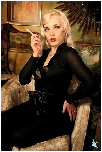 Jul 10, 2007 666photography for Gentry De Paris lingerie